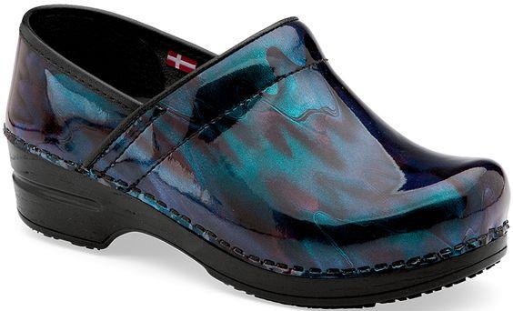 Nursing Shoes - Sanita Smart Step Professional Acasia Clog | Lydias Scrubs and Nursing Uniforms