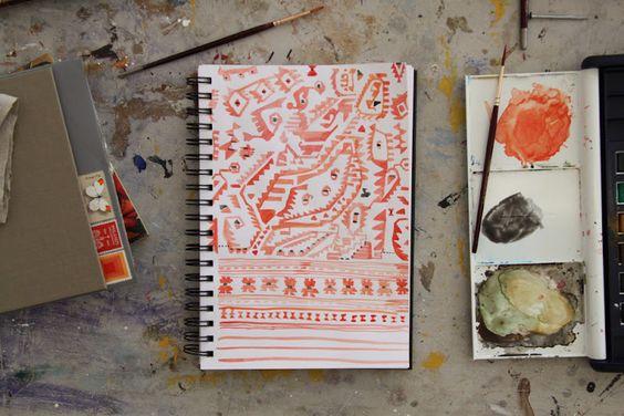 bigBANG studio: painting