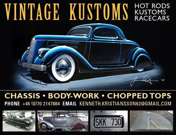 Eldred Nelson 39 Ford http://buff.ly/2fAEiPU Bodykitchannel http://buff.ly/1U5PAup