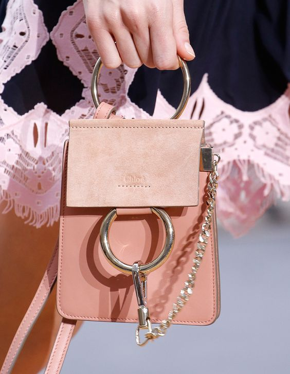 Chloé Banks on Mini Bags for Spring 2016: