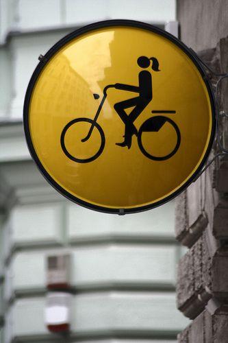 Ladies Cycling...Vienna