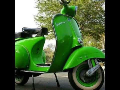 Harga Sepeda Vespa Matic - Trend Sepeda
