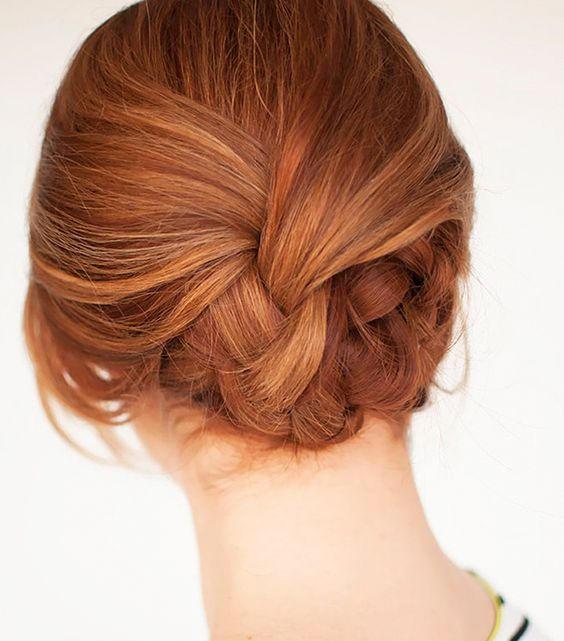 Simply Diy Wedding Hairstyles: 6 Simple-but-Elegant Updos For The Low-Key Bride