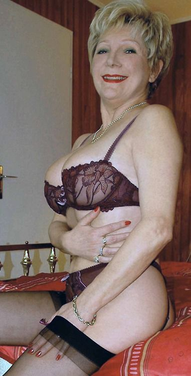 Hot granny photos