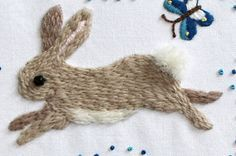 Long and Short Stitch Tutorial
