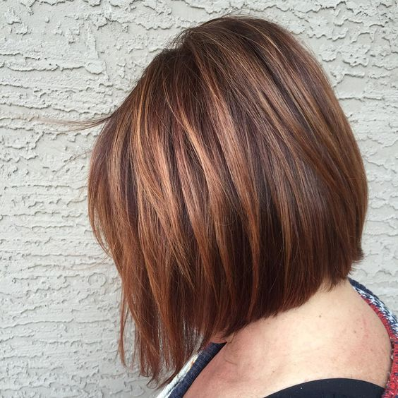 60 Trendy Designs for Dark and Light Brown Hair with Highlights — Modern Classics