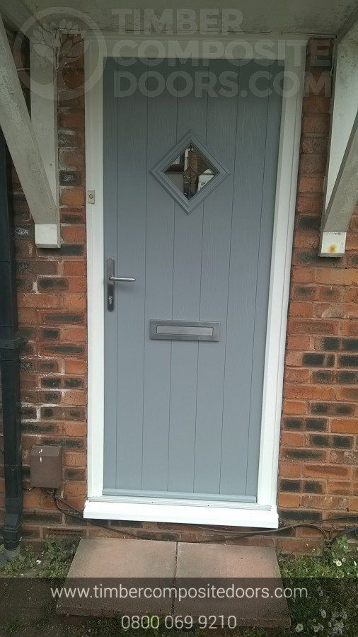 Solidor Traditional Flint 1 Timber Composite Door Composite Door Traditional Doors Timber