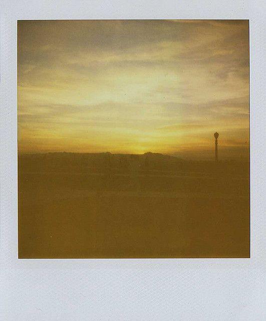 pola sunset