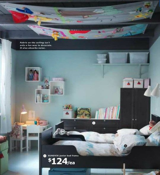 cool ceiling treatment