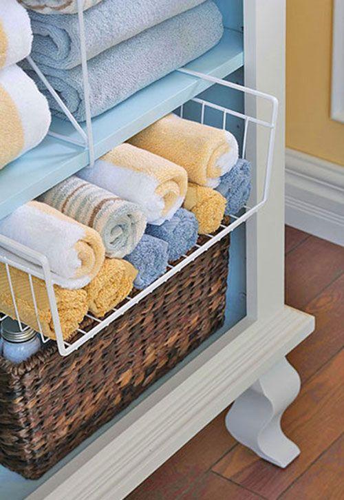 Badezimmer Lagerung: Ideen, die Funktions & Fabulous Sind