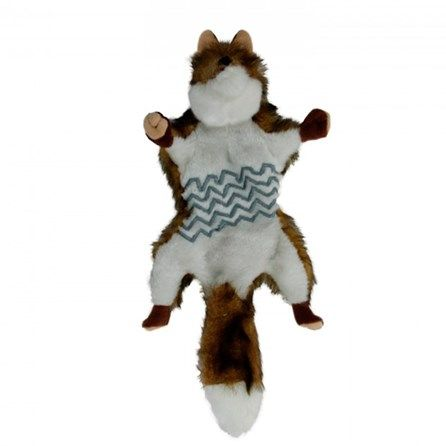 Brinquedo para Cães Raposa com Buzina Classic Roadkill Fox Afp - MeuAmigoPet.com.br #petshop #cachorro #cão #meuamigopet