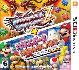 Puzzle Dragons Z Super Mario Bros Edition Dlc 3ds Cia Decrypt
