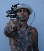 Tim Hendricks, one of my favorite tattoo artists.