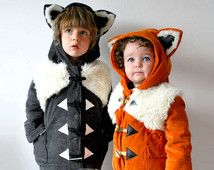 fox jacket kids - Google Search