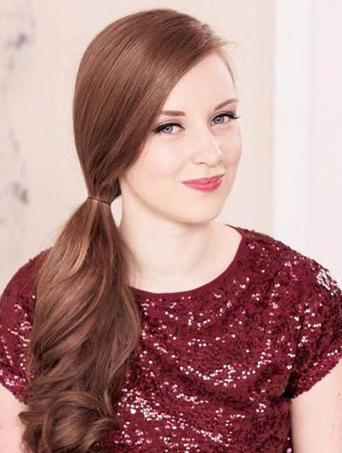 Fine Simple Hairstyles Hairstyle For Long Hair And Hairstyles On Pinterest Hairstyles For Women Draintrainus