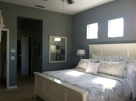 color valspar stone mason gray bedroom update bedroom makeover master