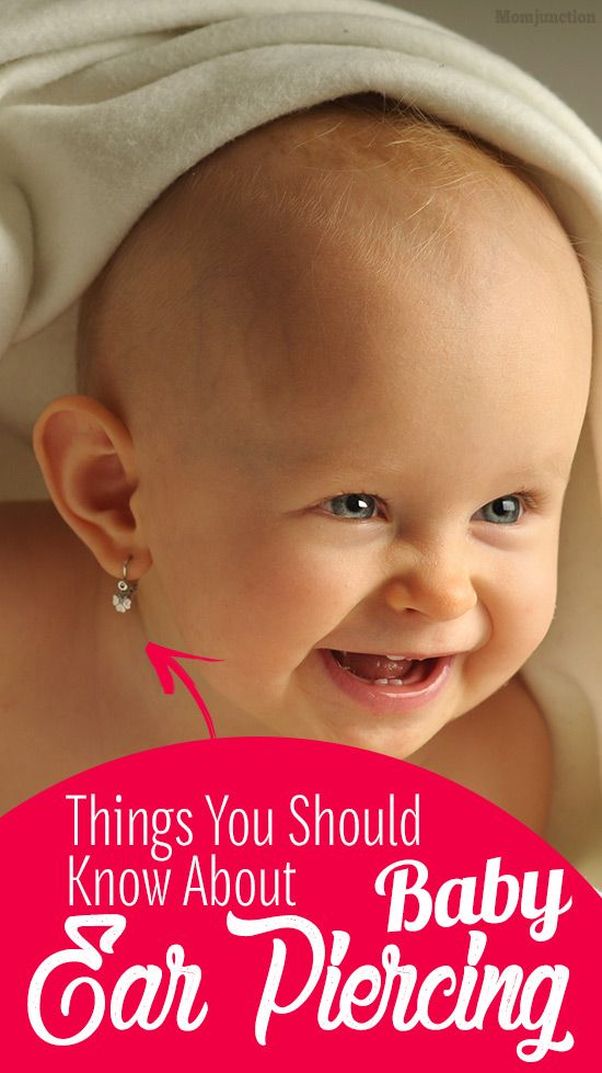 9 Important Things You Should Know About Baby Ear Piercing Baby Ear Piercing Baby Earrings Newborns Infant Ear