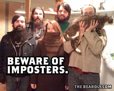 É você, Rasputin?