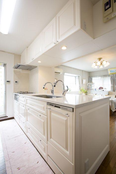 Kitchens おしゃれまとめの人気アイデア Pinterest Marimarimon