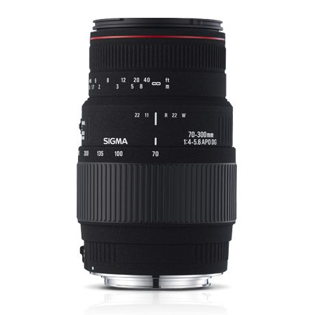 70-300mm F4-5.6 APO DG Macro(Motorized)