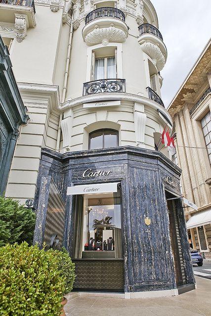 Cartier - Monte Carlo, Monaco