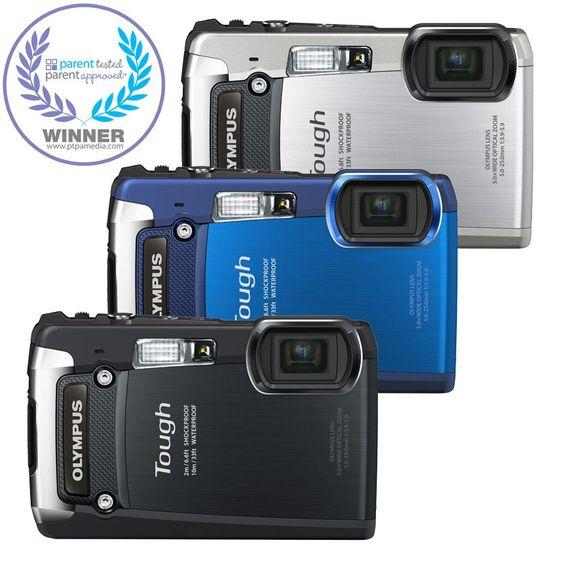 Tough TG-820 iHS Digital Camera - TG Series - Cameras