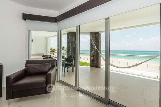Golf community, exclusive 2 bedrooms beach front condos!, Grand Coral, Playa del Carmen  - TOPMexicoRealEstate.com.