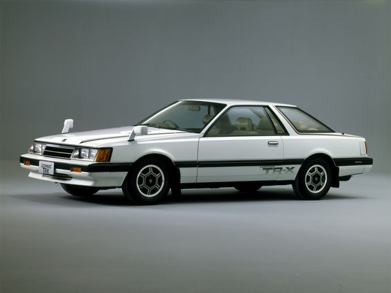 Nissan Leopard Coupe (F30) '10.1980–02.1986
