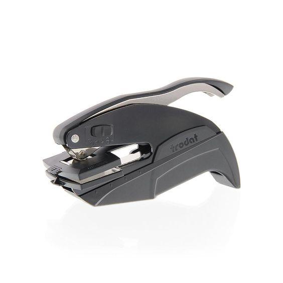 Trodat Ideal Prägezange 25x51 mm - Prägezangen - Individuelle Prägezangen / Prägestempel - Produkte - stempel-fabrik.de