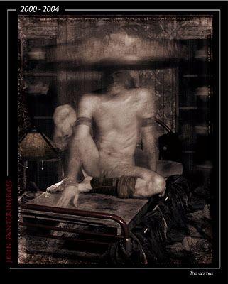 O SUBMUNDO: A arte de John Santerineross
