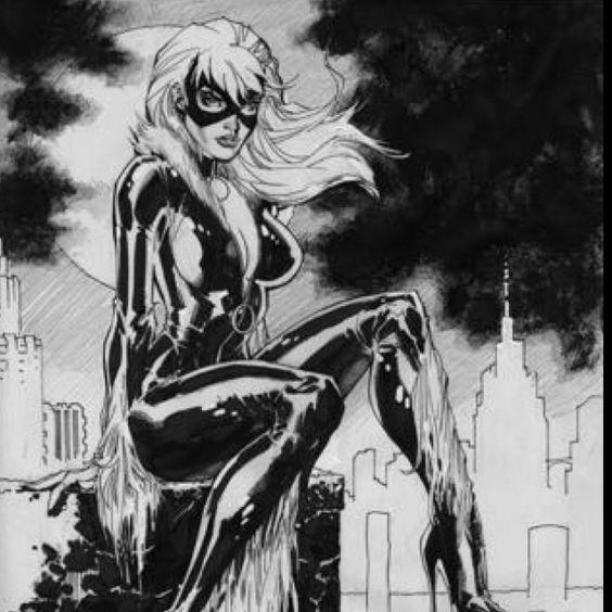 Black cat-jim lee