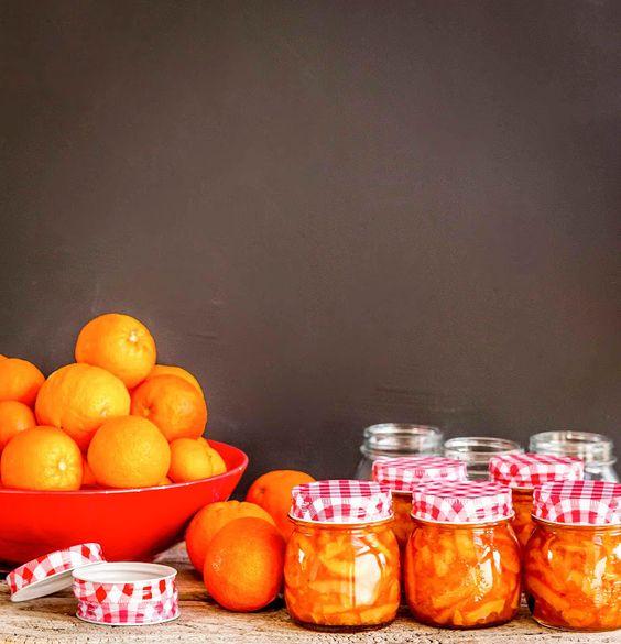 Orange and Vanilla Bean Marmalade | Milk and Honey
