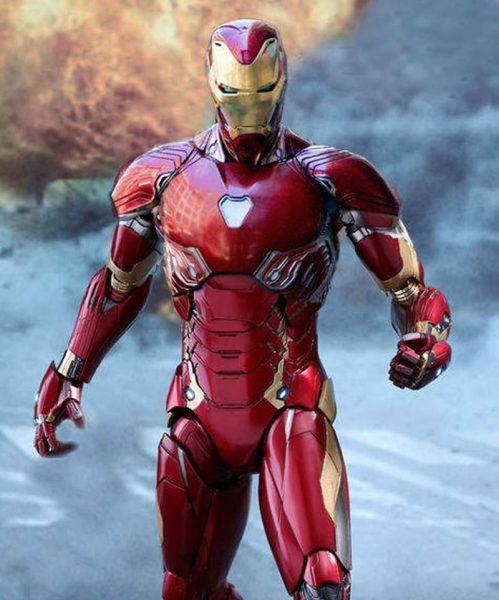 Real Leather Jacket Mens Jackets Coats Blazers Iron Man Avengers Iron Man Iron Man Movie