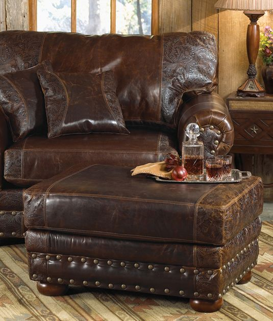 Outlaw Western Furniture Collection Rustic