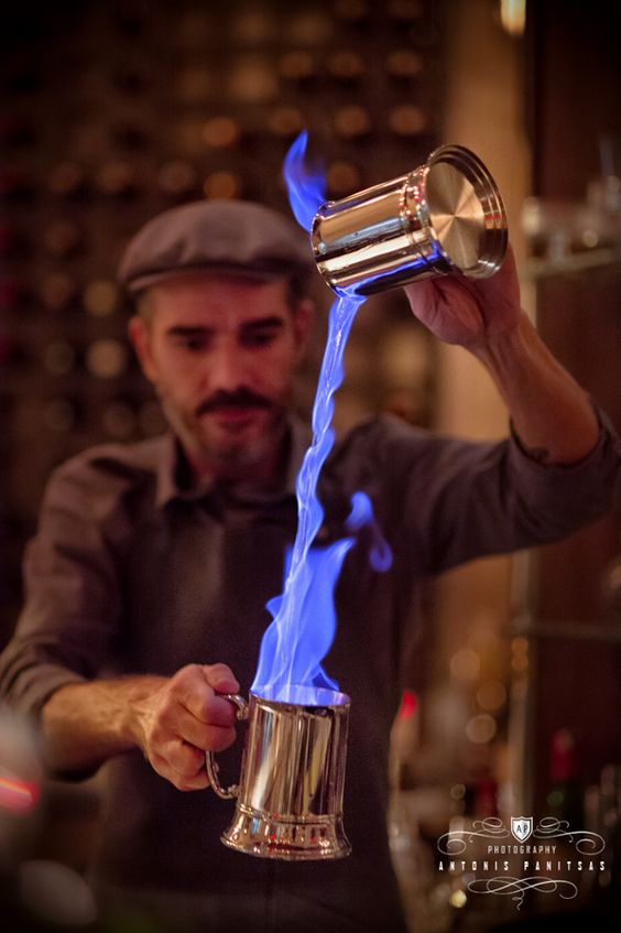The Art of Bartending: