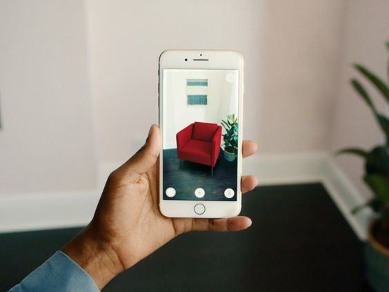The Ikea Place App Shows The Practical Promise Of Ar Kit Wired Augmented Reality Ar Kits Ikea New