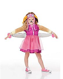 Paw Patrol Skye Deluxe Toddler Costume For Sky