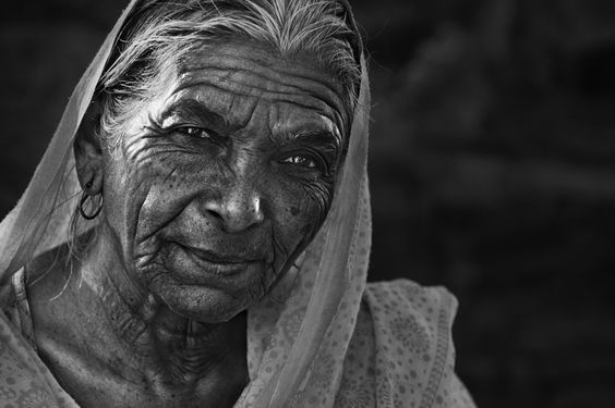Portrait from India 32 by Zuhair Ahmad