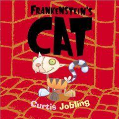 Frankenstein's Cat: Curtis Jobling: