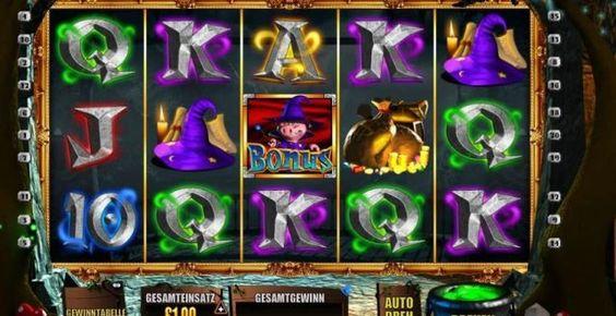 Pig Wizard Spielautomat, Automatenspiele, Automaten, Merkur online