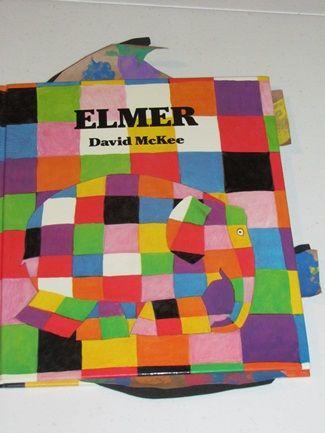 17 Best images about Elmer elephant book on Pinterest