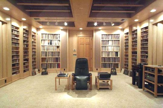 What A Great Listening Room Check Out Audiogon Com For