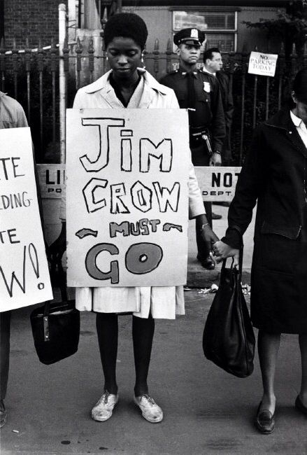 Why did jim crow laws exist? 10 points for best answer!?