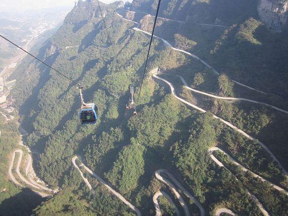 Национальный лесной парк Чжанцзяцзе