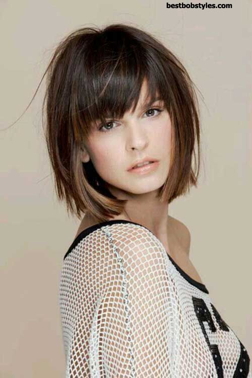 Trendy Haircuts Most Beloved Bob Hairstyles For Women 9 Shortbob Thick Hair Styles Hair Lengths Hair Styles