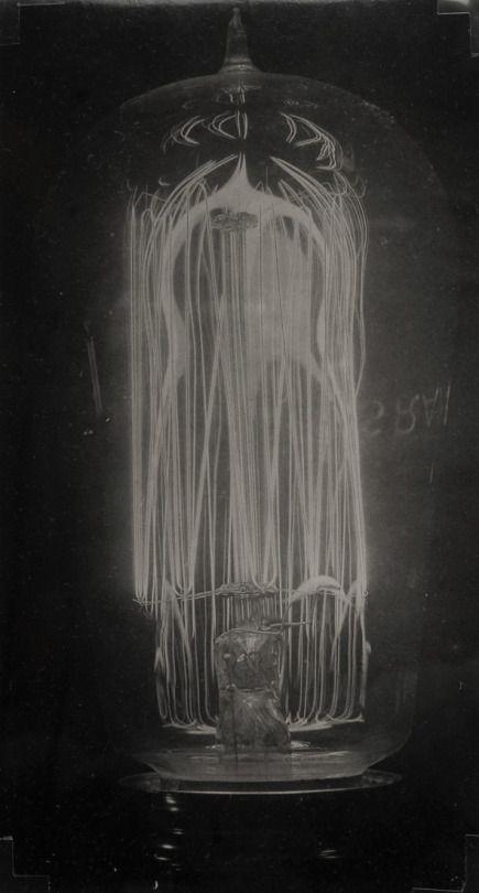 Alex Stöcker - Ampoule Osram, ca. 1928-1930