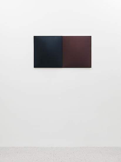 dromik:  Dean Levin -  A Conversation Piece (Indigo & Red), 2014.