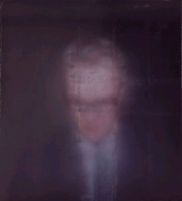 Gerhard Richter, Self-portrait, 1966
