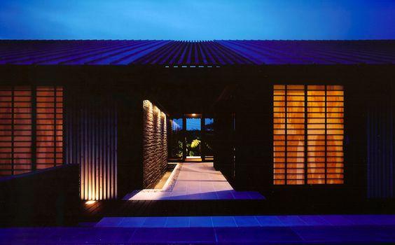 Japanese residence in Amami Ohshima, Japan: designed by GOSiZE, Japan