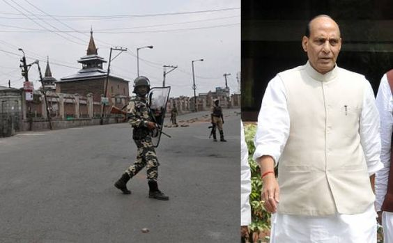 As Rajnath Singh gears up for two-day visit to Kashmir, 1 youth has been killed during fresh clashes between protestors and security forces in Kashmir. The death toll has now gone....